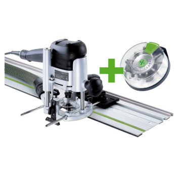 Festool OF 1010 EBQ-Set + Box-OF-S 8/10x HW