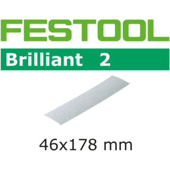 Festool BRILLIANT 2 STF 46x178/0 P40 10-pack