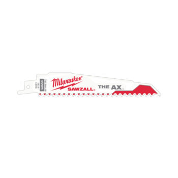Milwaukee SAWZALL The AX 150/5TPI 5-pack