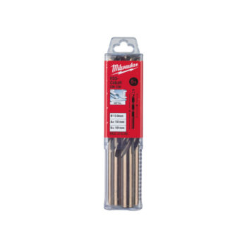 Milwaukee Metallborr HSSGC 12,0 x 151 5-pack