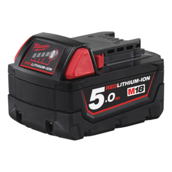 Milwaukee Batteri M18 B5 5,0 Ah