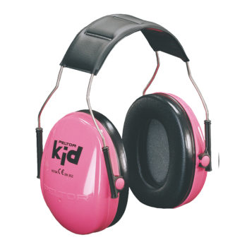 3M Peltor Kid Rosa