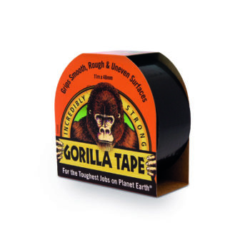 Gorilla Handy Roll Gaffatejp 48 mm 11m