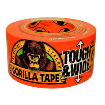 Gorilla Tough & Wide Gaffatejp 73 mm