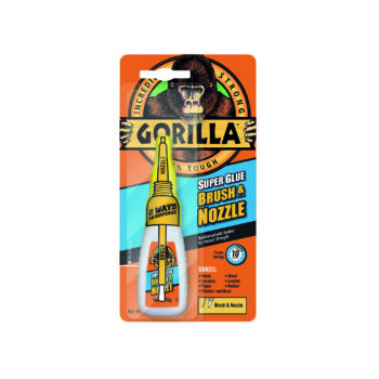 Gorilla Superlim med pensel 12g
