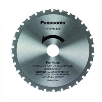 Panasonic Klinga Metall 0,5 mm - 6,0 mm 135 mm