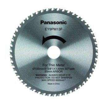 Panasonic Klinga Metall 0,2 - 2,0 mm 135 mm