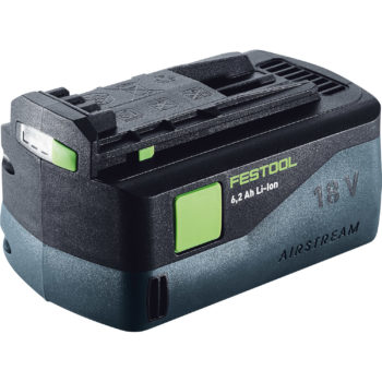 Festool BP 18 Li 6,2 AS Batteri