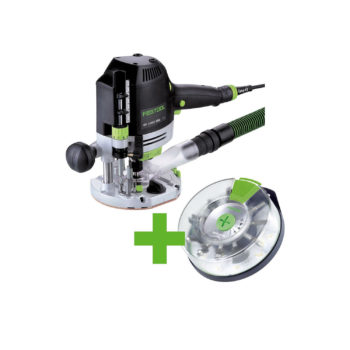 Festool OF 1400 EBQ-Plus + Box-OF-S 8/10x HW