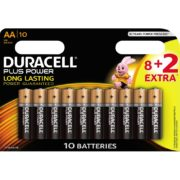 Duracell Plus Power AA 10-pack