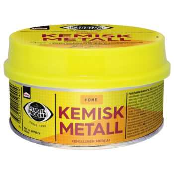 Plastic Padding Kemisk metall 180ml