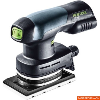 Festool Batterislip Plan RTSC 400 Li-Basic
