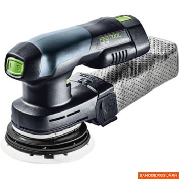 Festool Batterislip Excenter ETSC 125 Li 3,1-Set