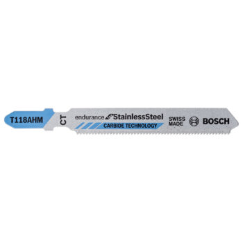 Bosch Endurance for Stainless Steel T 118 AHM 3-pack