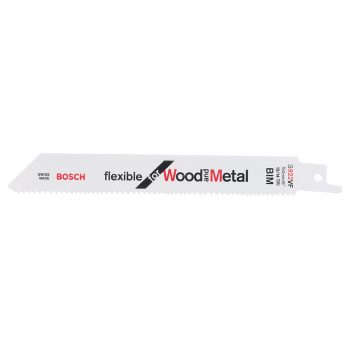Bosch Flexible for Wood and Metal S922VF Tigersågblad 150mm 5-pack