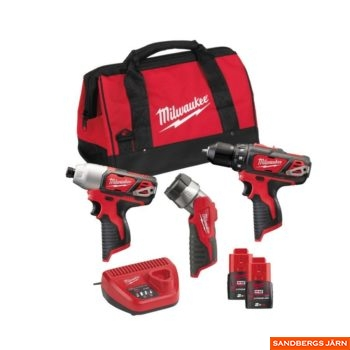 Milwaukee M12 BPP3A-202B