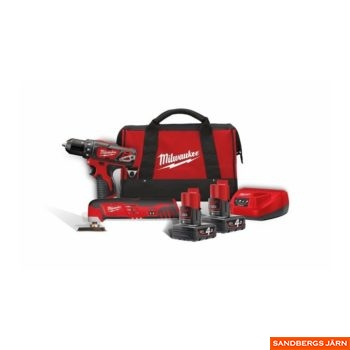 Milwaukee M12 BPP2D-402B