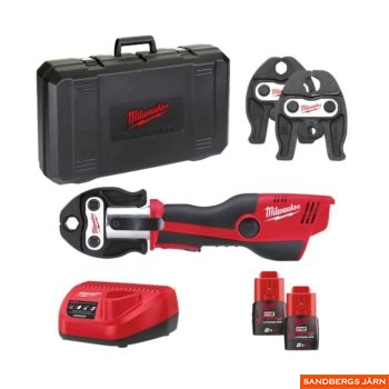Milwaukee M12 HPT-202C M-SET