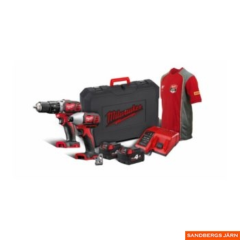 Milwaukee M18 BPP2C-402C