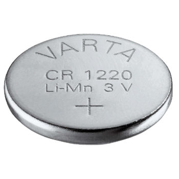 VARTA Batteri CR1220 3V 1-pack