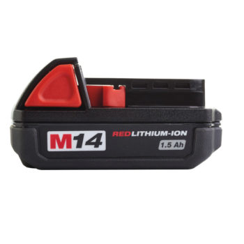 Milwaukee M14 1,5Ah Li-ion