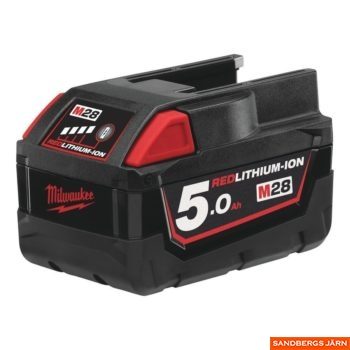 Milwaukee M28 B5 5,0Ah