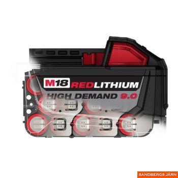 Milwaukee M18 B9 9,0 Ah