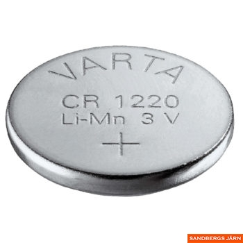 VARTA Batteri CR2032 3V 1-pack