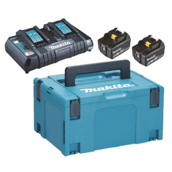 Makita 197629-2 18V 5,0Ah Powerpack
