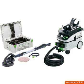 Festool LHS 225-SW/CTM36-Set