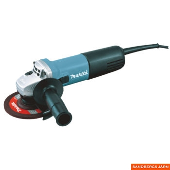 Makita 9558HNR 125mm