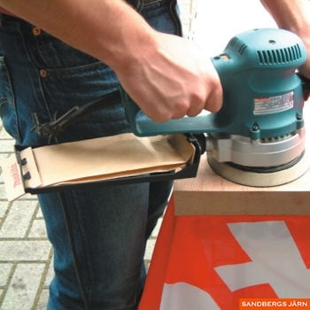 Makita BO6030J 150mm