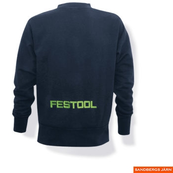 Festool Sweatjacka XXL