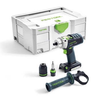 Festool PDC 18/4 Li-Basic QUADRIVE