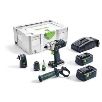 Festool PDC 18/4 Li 5,2-Set-SCA QUADRIVE