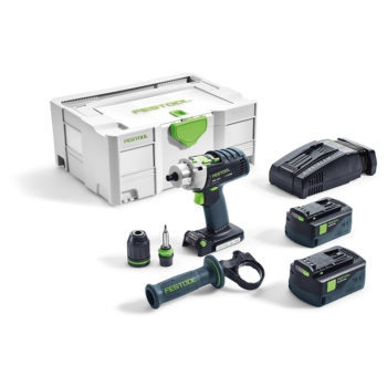 Festool PDC 18/4 Li 5,2-Plus-SCA QUADRIVE