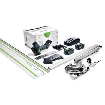 Festool Isolersåg 18 V ISC 240 Li 5,2 EBI-Set-FS
