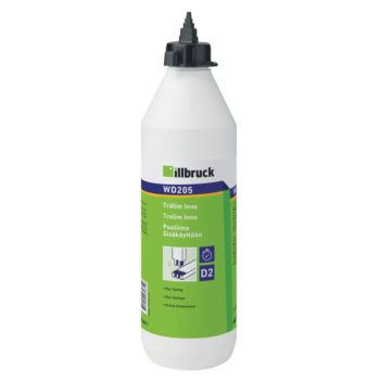 iLLBRUCK WD205 Trälim 250ml