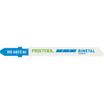 Festool Sticksågsblad HS 60/2 BI 5-pack