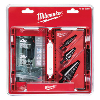 Milwaukee Stegborr Sats 4-12/ 4-20/ 6-35mm 3-pack