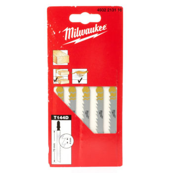 Milwaukee T144D 75/4mm 5-pack