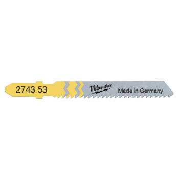 Milwaukee T119B 50/2mm 5-pack