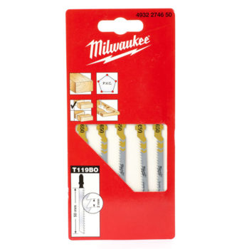 Milwaukee T119BO 50/2mm 5-pack