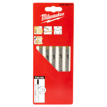 Milwaukee T301DL 105/4mm 5-pack