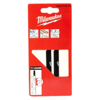 Milwaukee T118AHM 50/1,1mm 2-pack