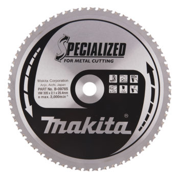 Makita Specialized 305x25,4x2,1mm 60T Metall