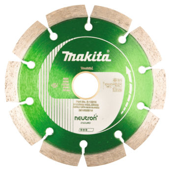 Makita Neutron Enduro 125x22.23x10mm