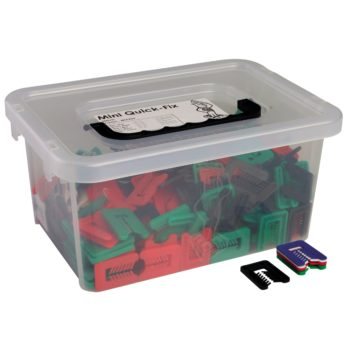 Distansbricka QuickFix Mix 450-pack Mini Pro Box