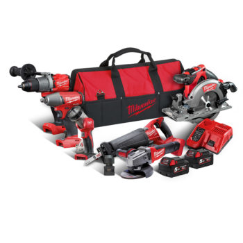 Milwaukee M18 FPP6D2-502B