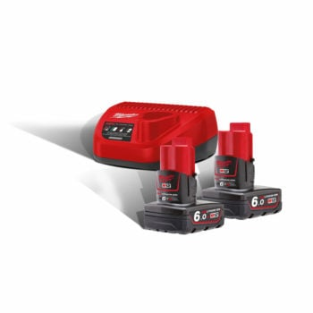 Milwaukee M12 NRG-602 Kit